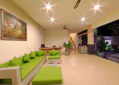 The Widyas Bali Villa Lobby