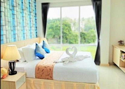 The Wings Boutique Hotels Kamar Tamu