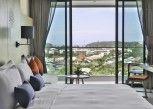 Pesan Kamar Kamar Superior, Pemandangan Laut di The Yama Hotel Phuket