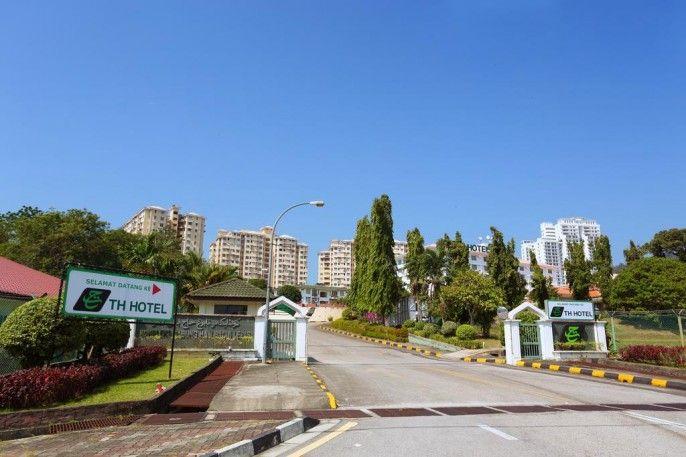 TH Hotel Penang, Barat Daya
