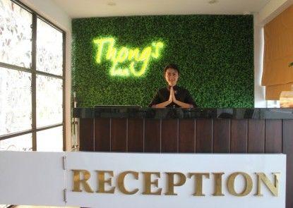 Thongs Inn Kualanamu Transit Hotel Penerima Tamu