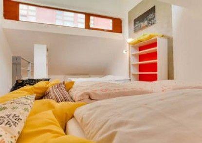 Three-Floor Apartment