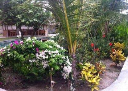 Tiki Lodge Lombok Teras