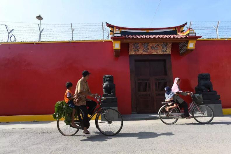 Tiongkok Kecil Heritage Lasem, Rembang