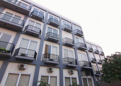 Topaz Residence Apartemen