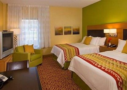 TownePlace Suites by Marriott Kalamazoo Teras