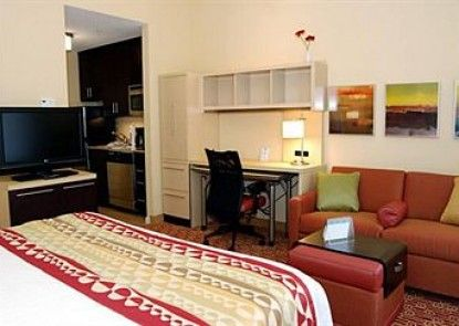 Towneplace Suites by Marriott Rock Hill Teras