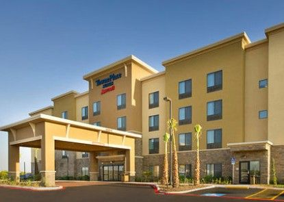Towneplace Suites Eagle Pass Teras