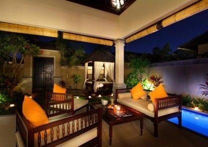Transera Grand Kancana Villas Bali Teras