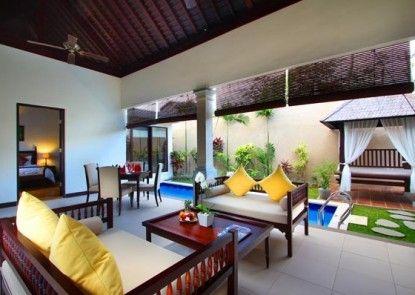 Transera Grand Kancana Villas Bali Ruang Tamu