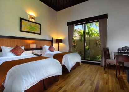 Transera Grand Kancana Villas Bali Kamar Tamu