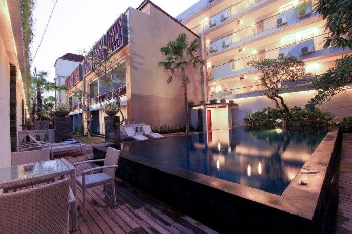 Transera Kamini Hotel Legian, Badung