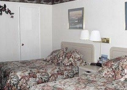 Travelers Inn and Suites South Lake Tahoe Teras