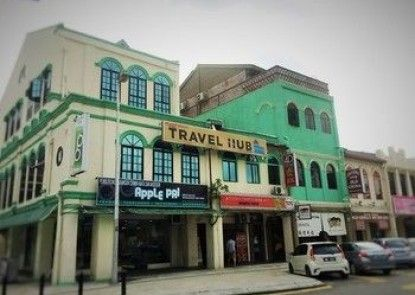 Travel Hub Highstreet