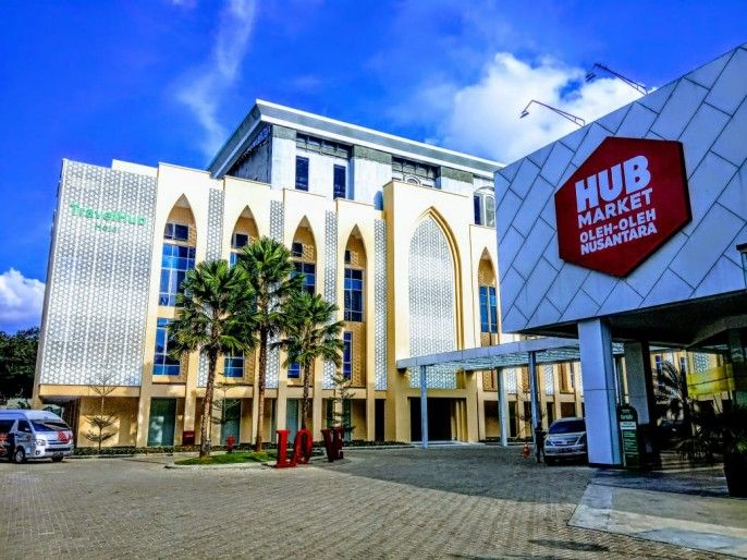 Travel Hub Hotel Kualanamu Airport, Deli Serdang