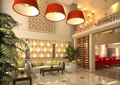 Travellers Hotel Phinisi Makassar Interior