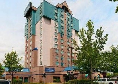 Travelodge Vancouver Airport Teras
