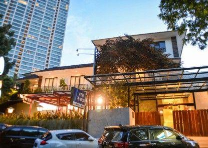 Treehouse Suites - Boutique Serviced Apartment Eksterior