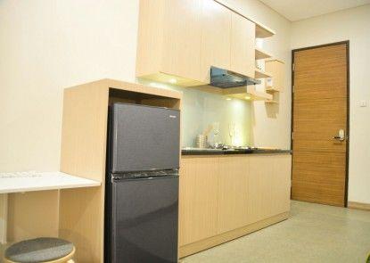 Treehouse Suites - Boutique Serviced Apartment Dapur