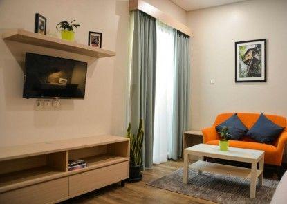 Treehouse Suites - Boutique Serviced Apartment Kamar Tamu