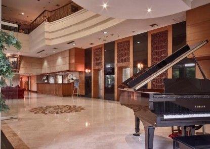 Treva International Hotel Lobby