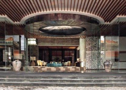 TS Suites Bali and Villas Pintu Masuk