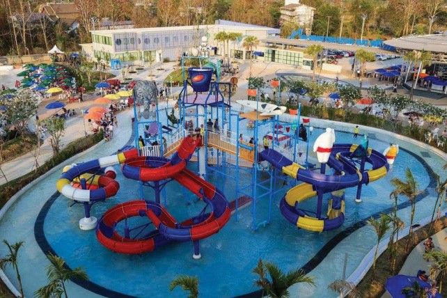 Tube Trek Water Park Chiang Mai Admission