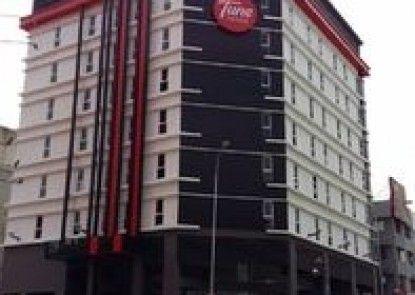 Tune Hotel KL PWTC