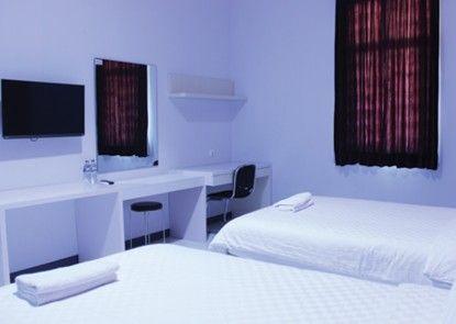 Twin Star Hotel Solo Kamar Tamu