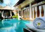 Pesan Kamar Two Bedroom private pool villa  di The Bali Dream Villa Seminyak