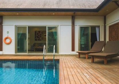 Two Villas Holiday Oriental Style Layan Beach