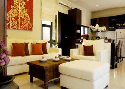 Two Villas Holiday Oriental Style Naiharn Beach