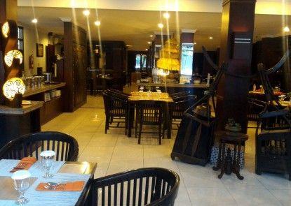 UB Guest House Malang Rumah Makan