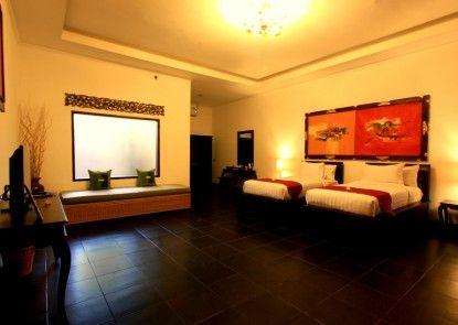 Ubud Raya Hotel Kamar Tamu