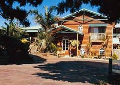 Ulladulla Guest House Teras