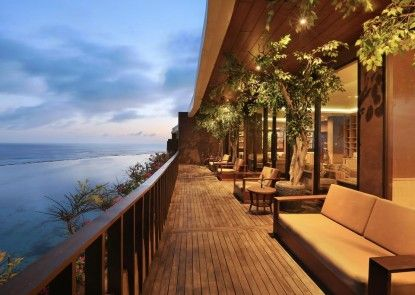 Ulu Segara Luxury Suites and Villas Teras