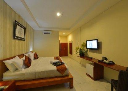 Uma Sri Bali Hotel Kamar Tamu