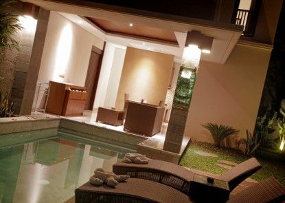 Umae Villa Ubud Teras