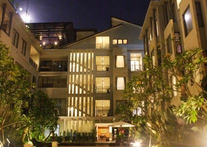 Umalas Hotel and Residence Eksterior