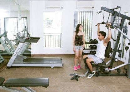 Umalas Hotel and Residence Ruangan Fitness