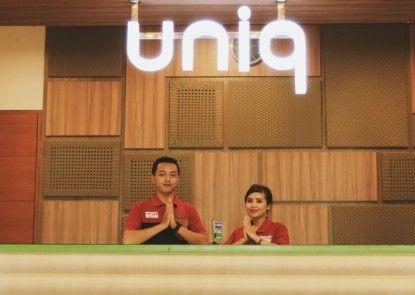 Uniq Hotel Penerima Tamu