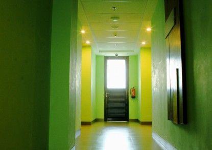 Uniq Hotel Interior