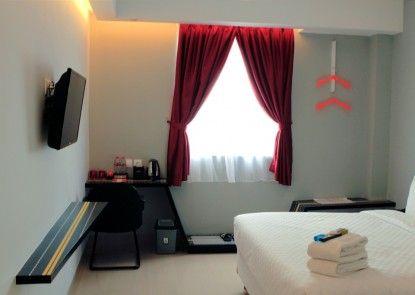 Uniq Hotel Kamar Tamu