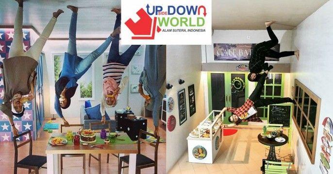 Upside Down World Alam Sutera Tangerang