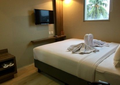 U Stay Hotel Tebet Kamar Tamu