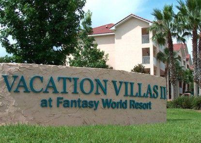 Vacation Villas at Fantasyworld Two Teras