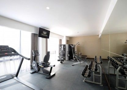 Veranda Hotel @ Pakubuwono by Breezbay Japan Ruangan Fitness