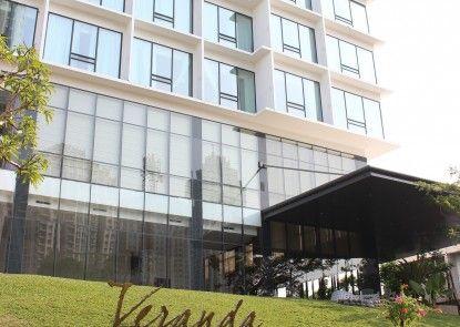 Veranda Hotel @ Pakubuwono by Breezbay Japan Sekitarnya