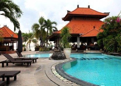 Vila Shanti Beach Hotel Sanur Kolam Renang