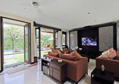 Villa Amrita Ruang Tamu